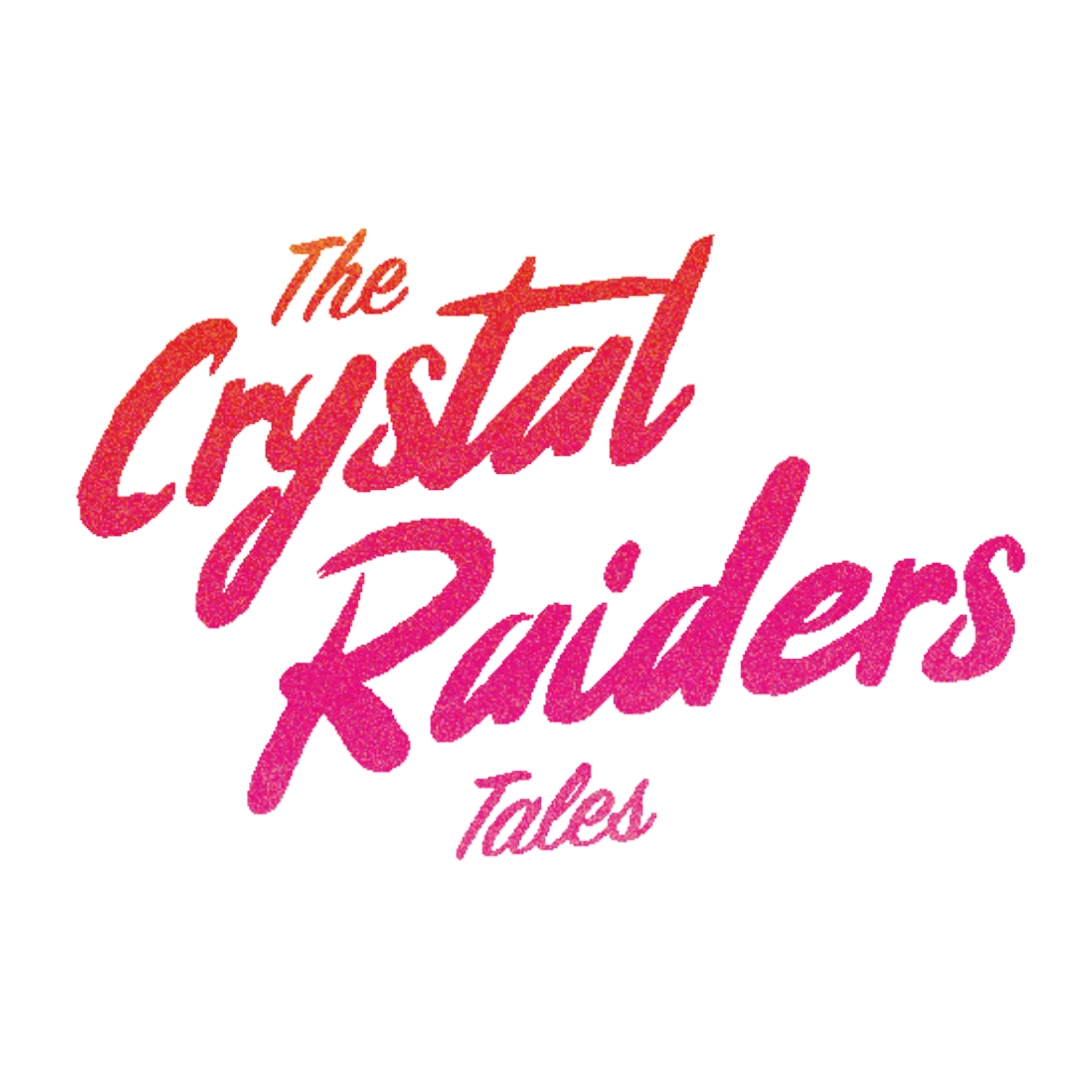 The Crystal Raiders Tales logo, indegame, videp game